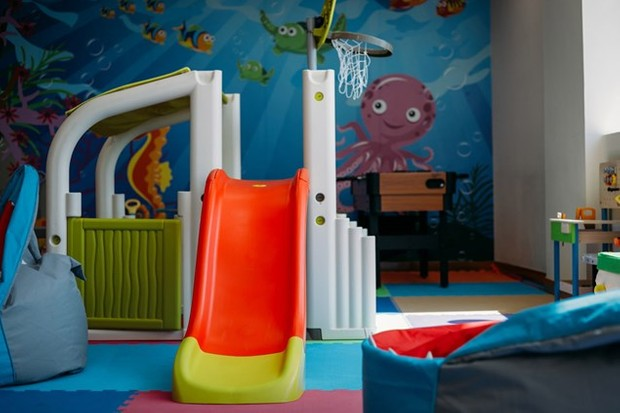 Dukesy Kids area at Dukes Hotel Dubai
