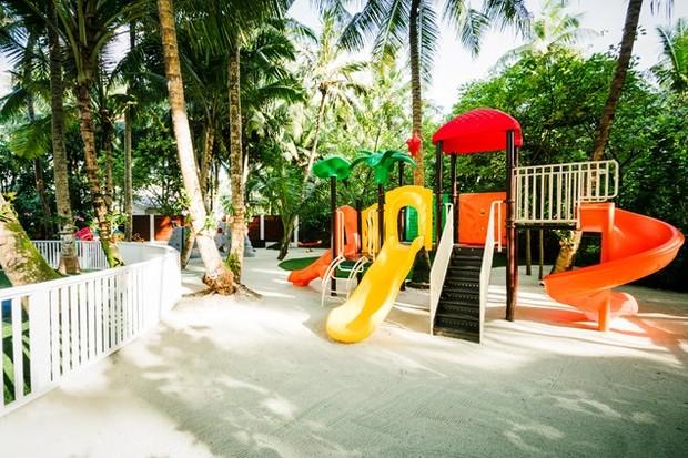 Explorers Kids Club Sliders Park