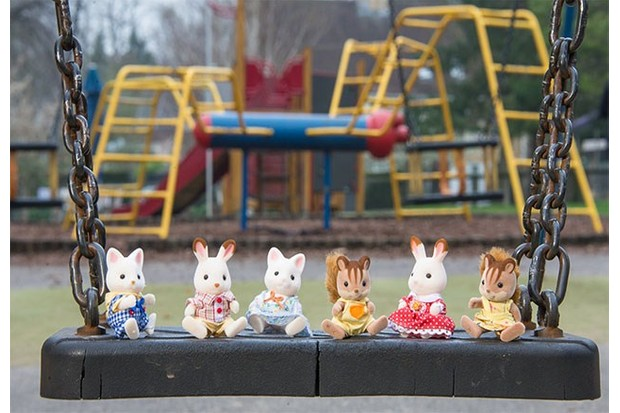 Sylvanian Families like days out, too!