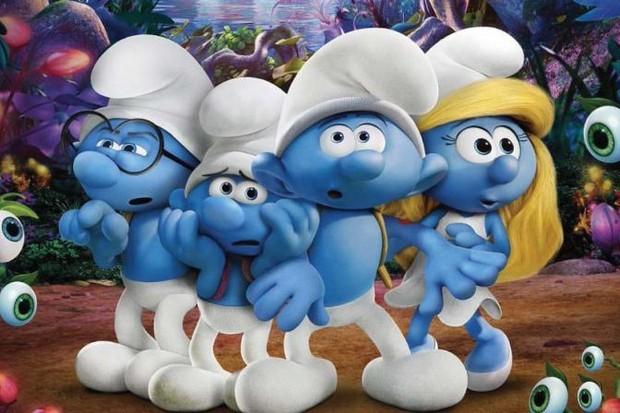 smurfs movie