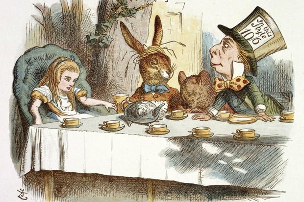 Storybook Heroes No 11: Alice In Wonderland
