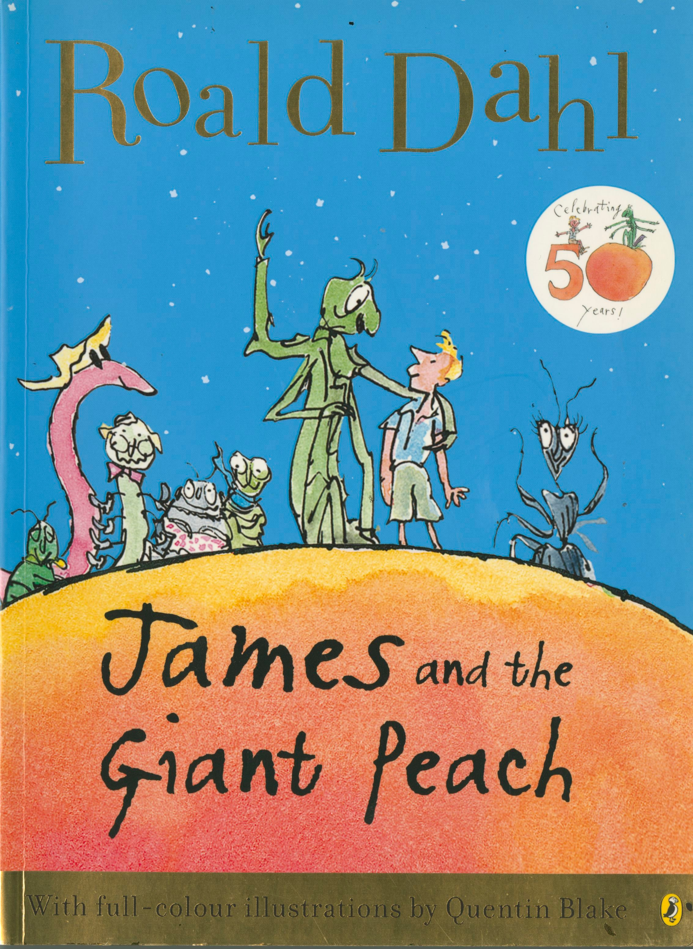 2011 James and the Giant Peach