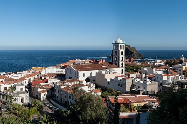 The traditional town of Garachio. Photo: Tenerife Tourism Corporation