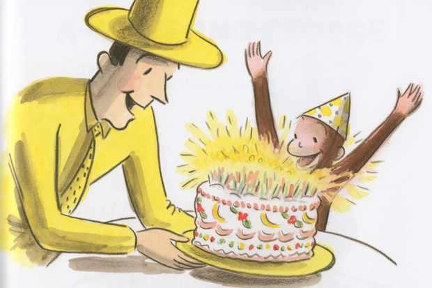 Storybook Heroes No 5: Curious George