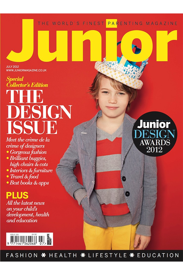 Junior Magazine Covers from 2012