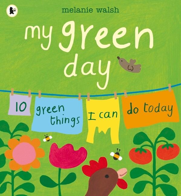 Eco-conscious children's books