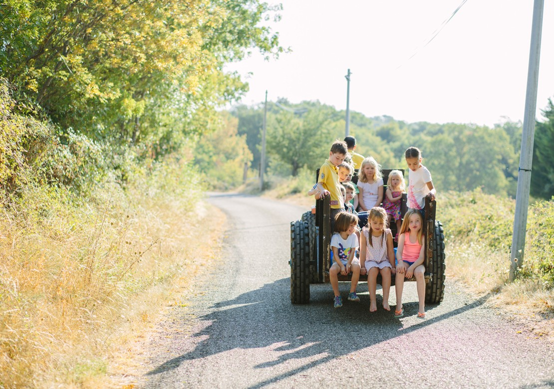 Country Kids Resort, France: We chat to the owners of this