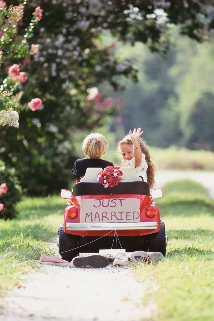 8 ways to survive 'wedding season' when you have kids
