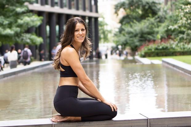 Postnatal Myth Buster: Finding strength through yoga
