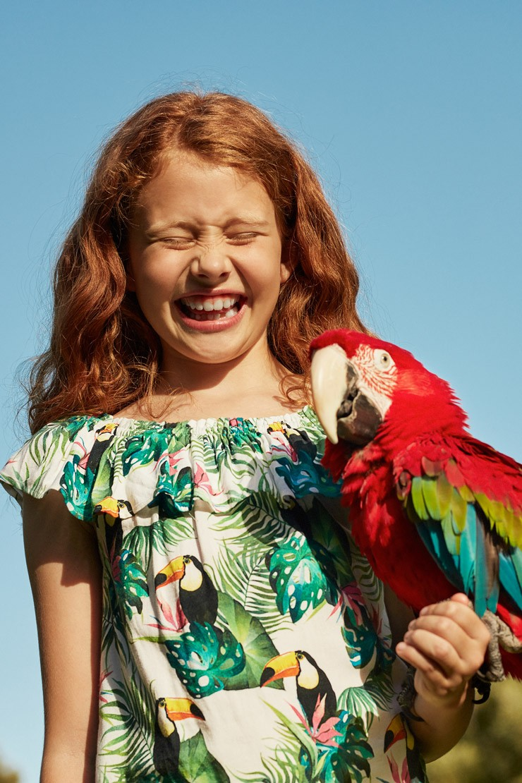Just Landed: Kate Morgan Studio X H&M kids collection