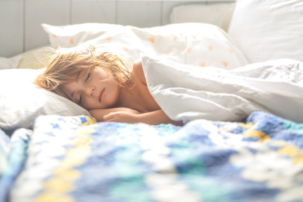 Bedtime Zen: Mindfulness exercises to help kids sleep