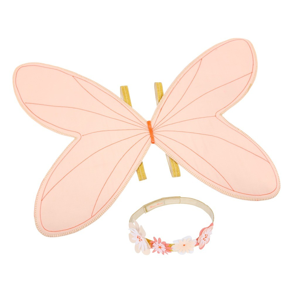 fairy-wings-and-flower-crown-costume