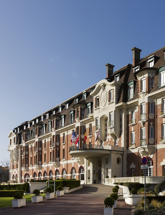 Hôtel Barrière Le Westminster: A luxury family weekend in Le Touquet