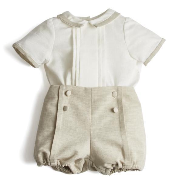 SS19056BEI-Baby-Boy-Celebration-Beige-Bloomers-and-Linen-Shirt-Set-front_grande