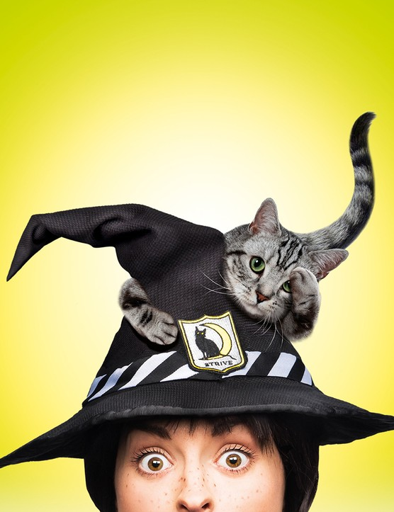 Junior Meets The Worst Witch author Jill Murphy