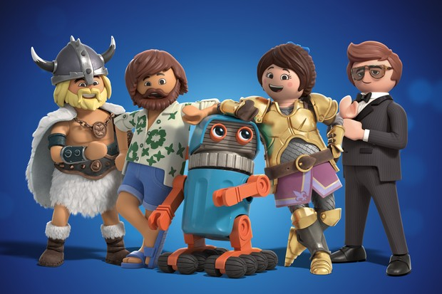5 reasons to catch Playmobil: The Movie