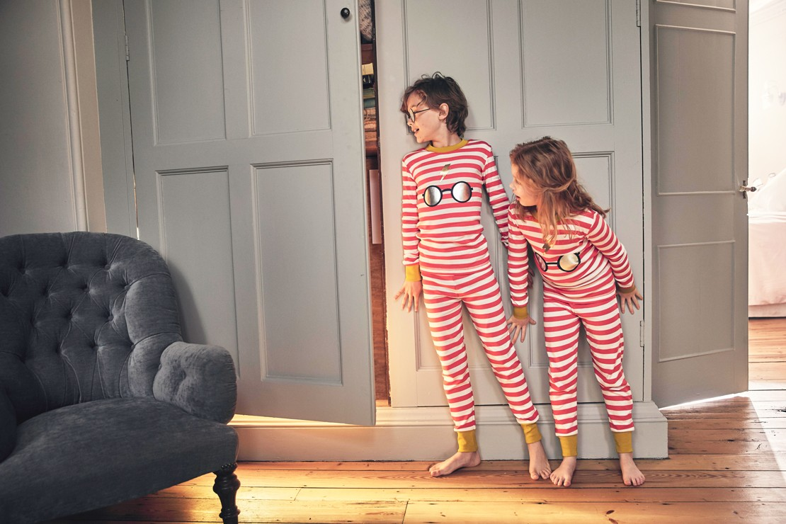 The Mini Boden x Harry Potter Collection has ARRIVED!
