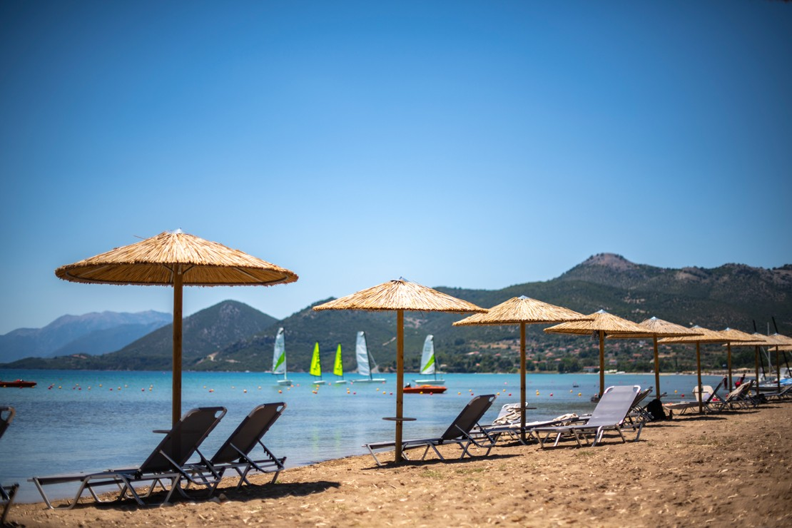 Mark Warner's Paleros Beach Resort, Greece: A new family resort