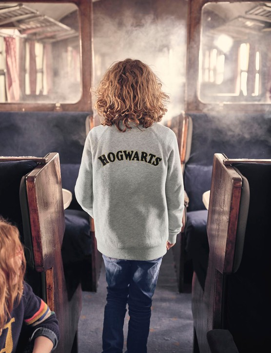 Boden launches Harry Potter kids collection
