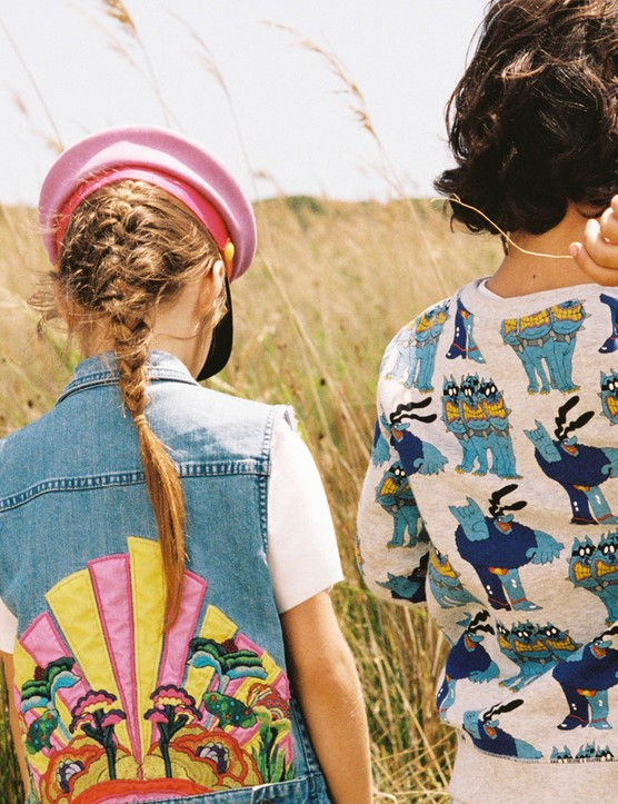 Stella McCartney Kids Beatles fashion collection is here!