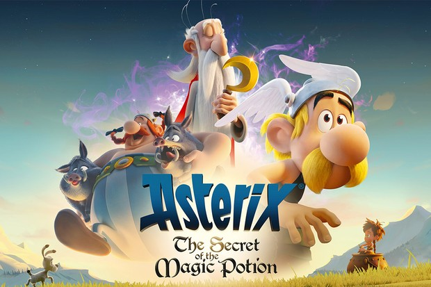 5 Reasons to watch Asterix: The Secret of the Magic Potion