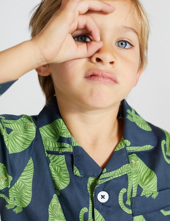 Desmond & Dempsey launch kids pyjama collection