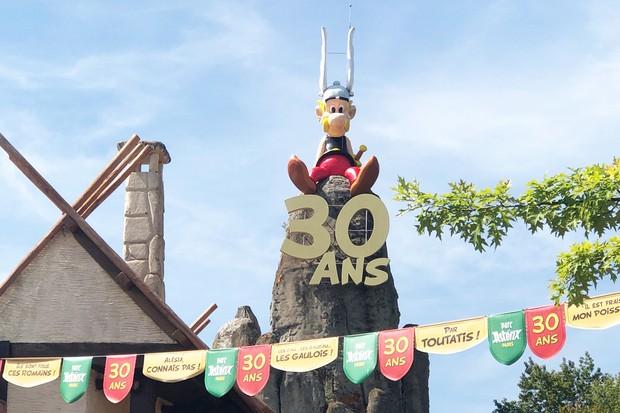 Parc Astérix: The Paris theme park for all the family