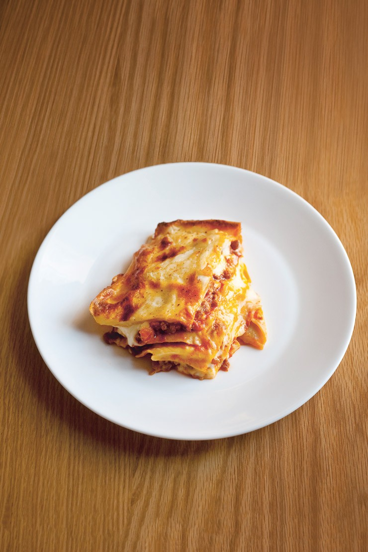 Classic Lasagne from The Silver Spoon for Children