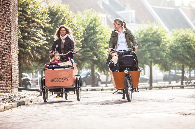 Babboe Cargo Bikes: A stylish eco investment