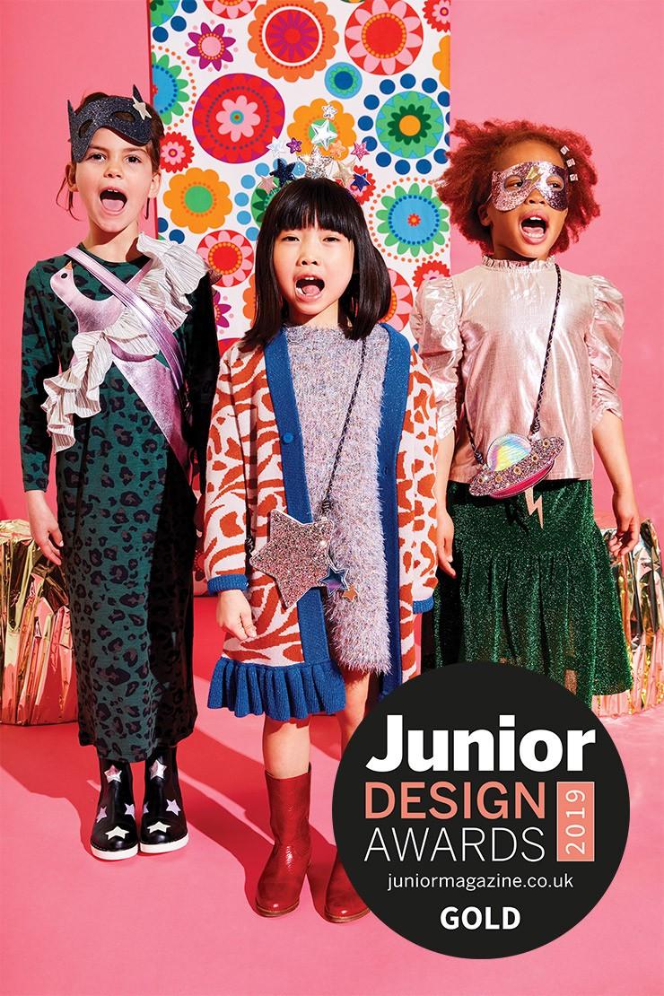 Best Children's Fashion Retailer | Junior Design Awards 2019