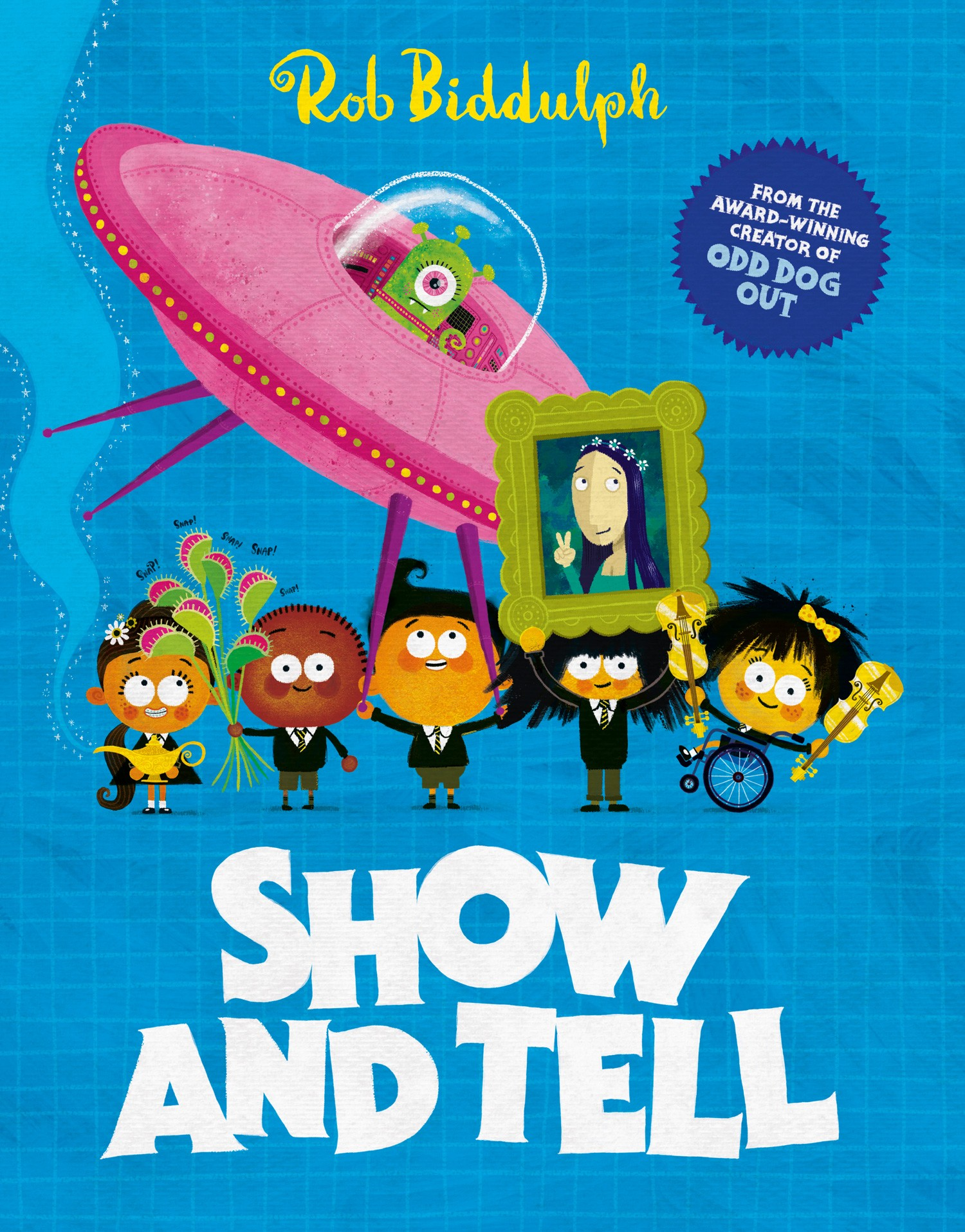 Show and Tell Cover copy