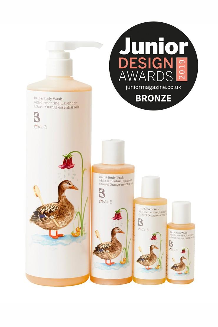 Best Children's Toiletries Collection | Junior Design Awards 2019