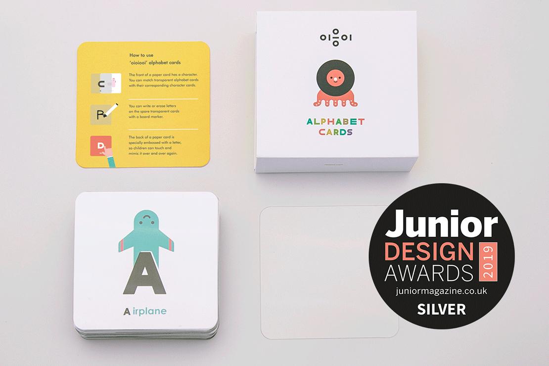 Best Baby Book 0-4yrs | Junior Design Awards 2019