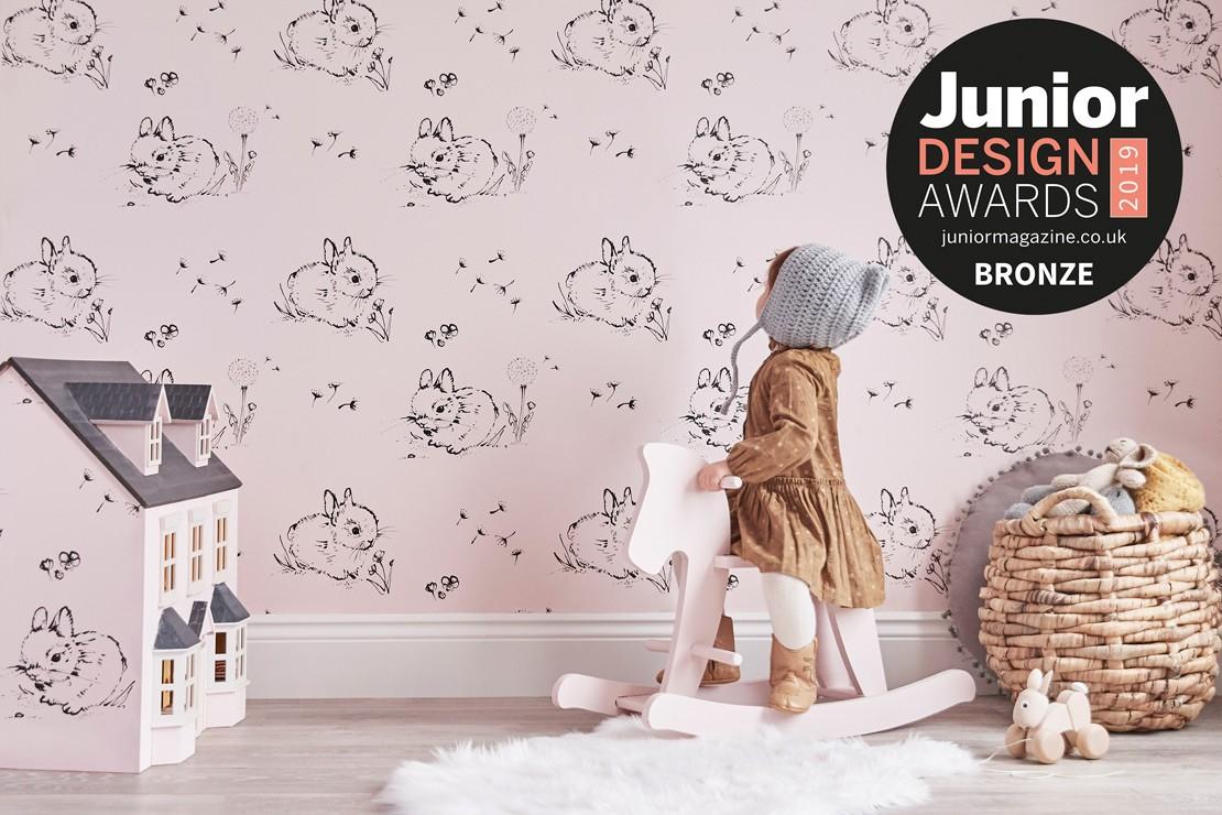 Best Children's Interiors Brand   Junior Design Awards 2019