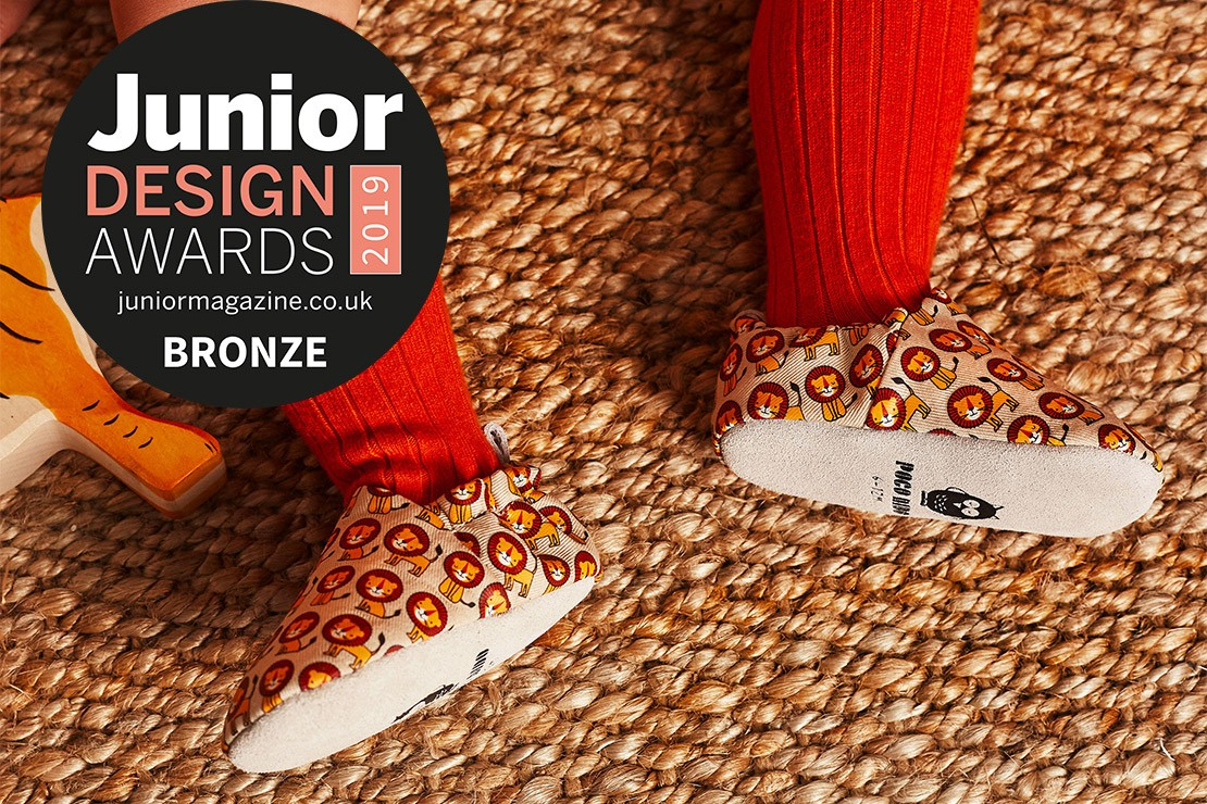 Best Baby Footwear Collection | Junior Design Awards 2019