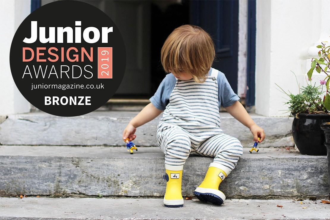 Best Children's Footwear Collection   Junior Design Awards 2019