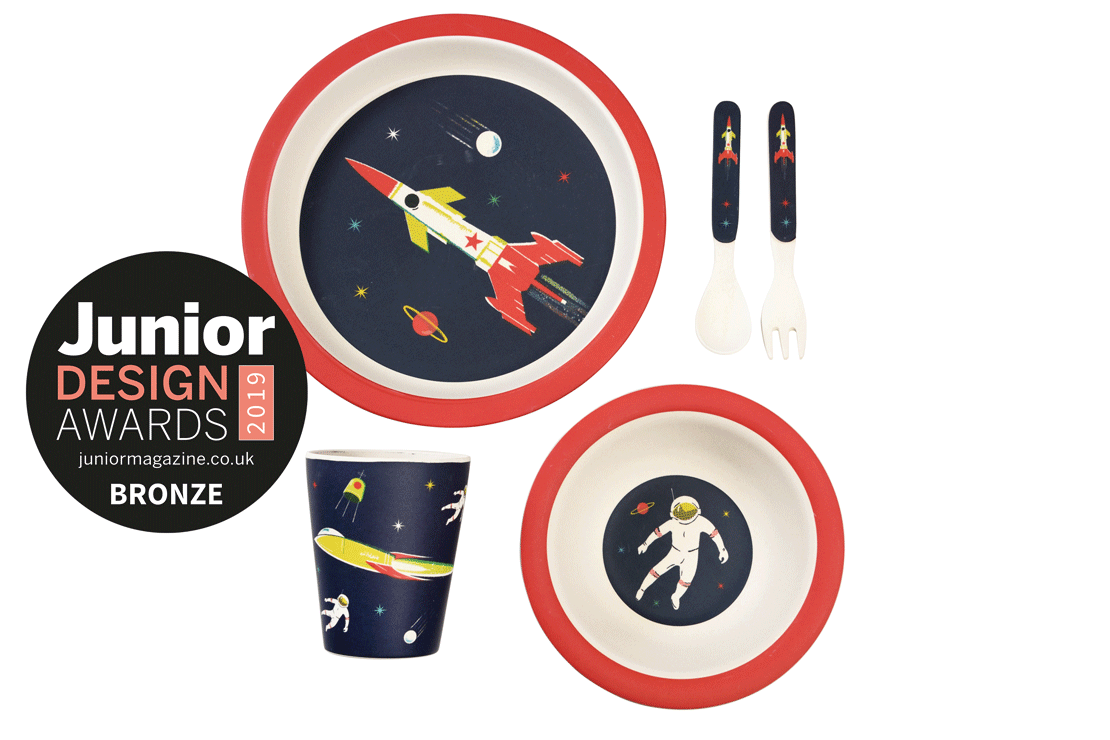 Best Children's Eco Tableware Design | Junior Design Awards 2019