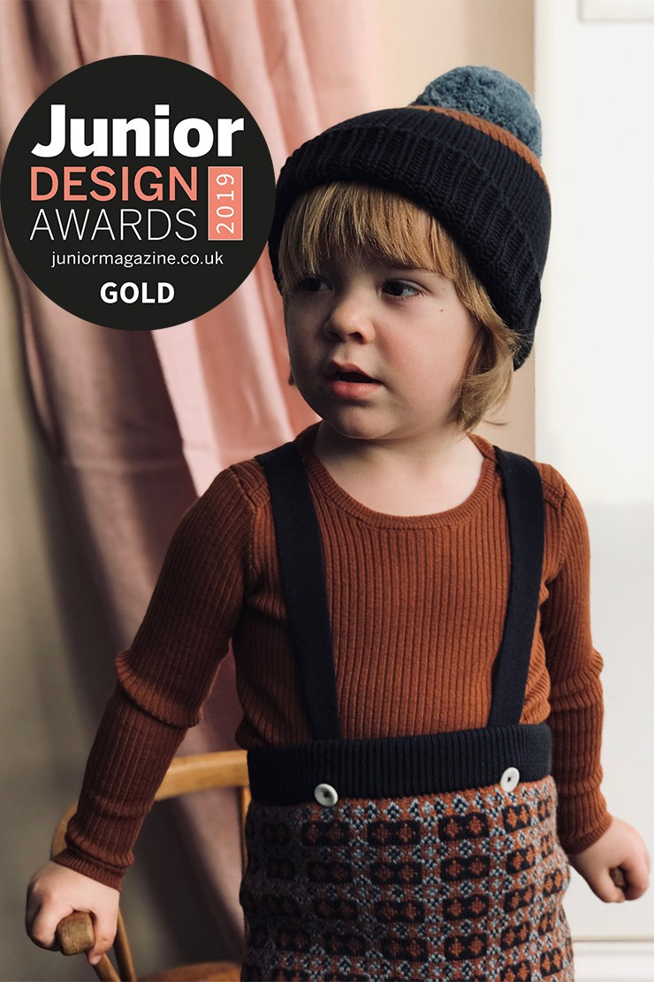Best Children's Knitwear Collection | Junior Design Awards 2019