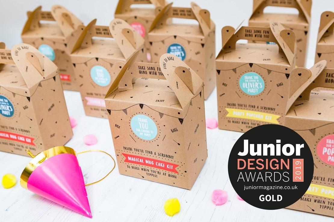 Best Children's Party Brand | Junior Design Awards 2019