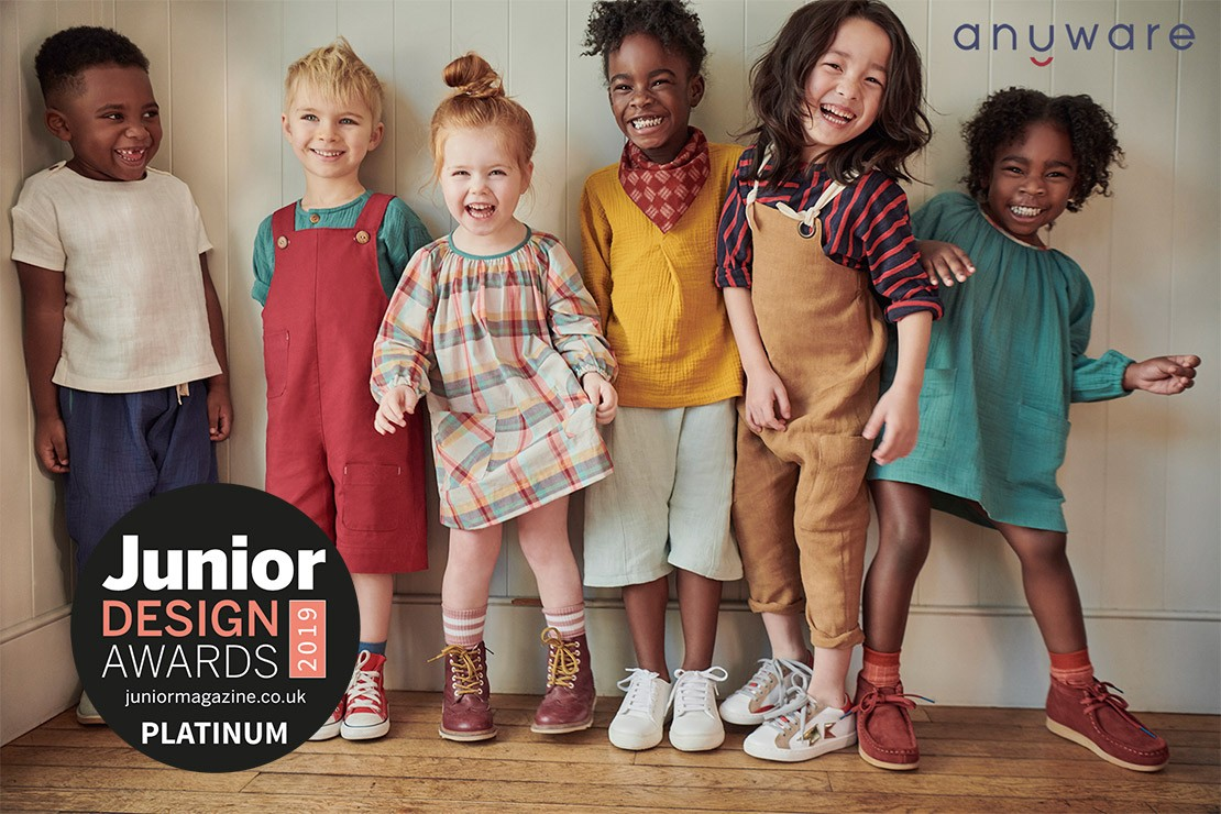 Best UK Fashion Newcomer | Junior Design Awards 2019