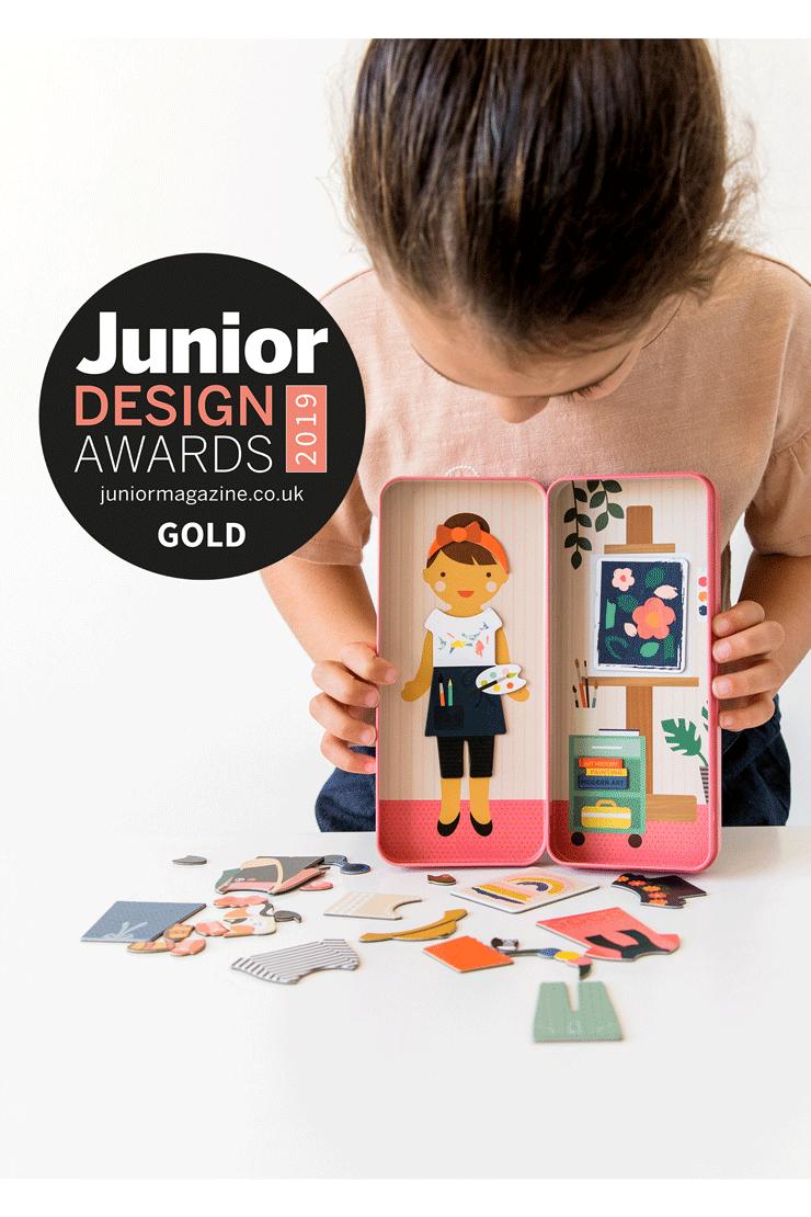 Best Creative Play | Junior Design Awards 2019