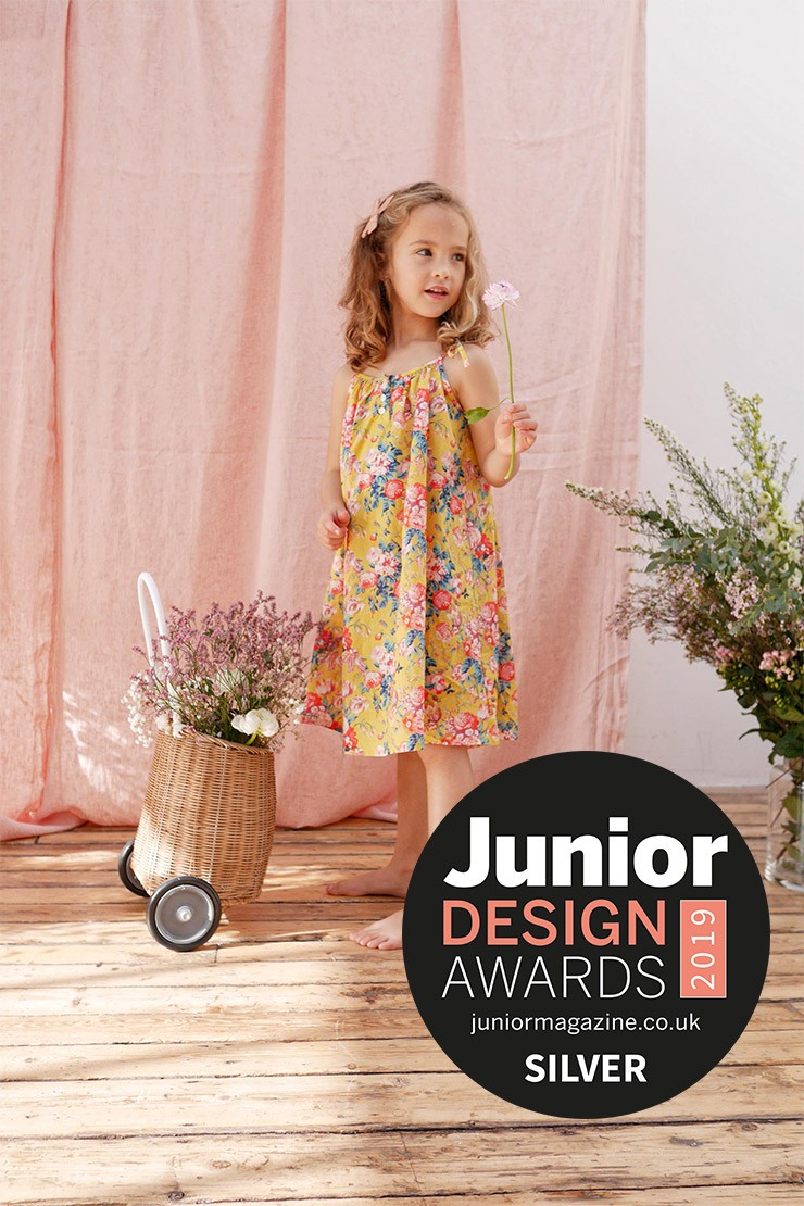Best UK Children's Fashion Brand | Junior Design Awards 2019