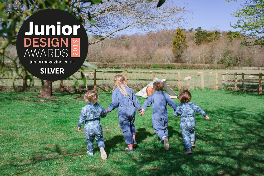 Best Children's Activewear Collection | Junior Design Awards 2019