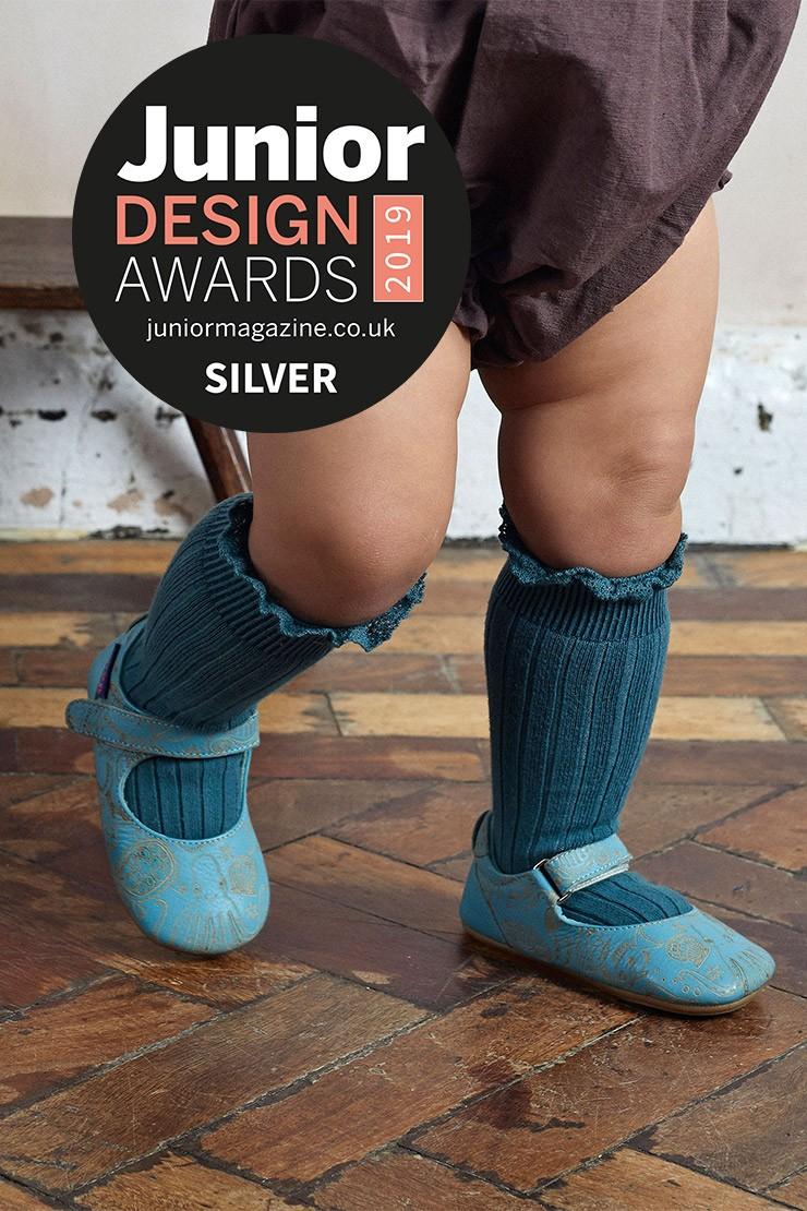 Best First Walker Footwear Collection | Junior Design Awards 2019