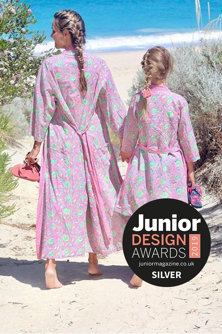 Best Children's Sleepwear Collection (Child) | Junior Design Awards 2019