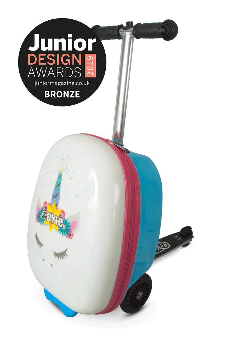 Best Children's Backpack/Suitcase Design | Junior Design Awards 2019