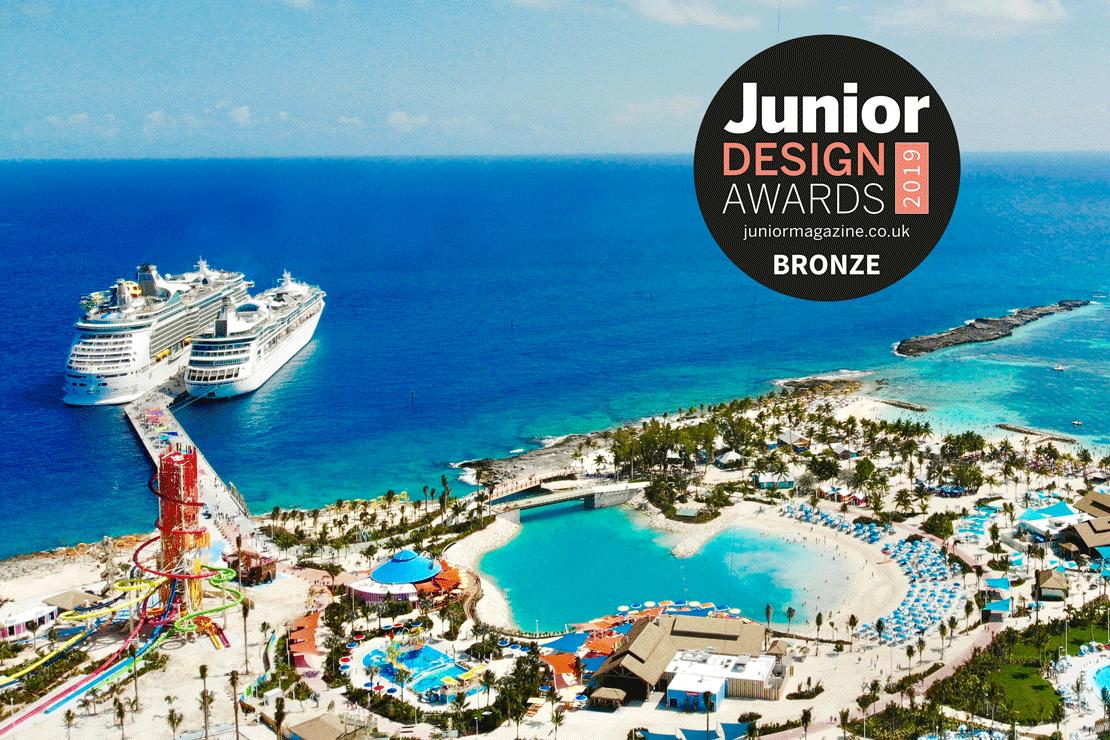 Best Family Travel Brand | Junior Design Awards 2019