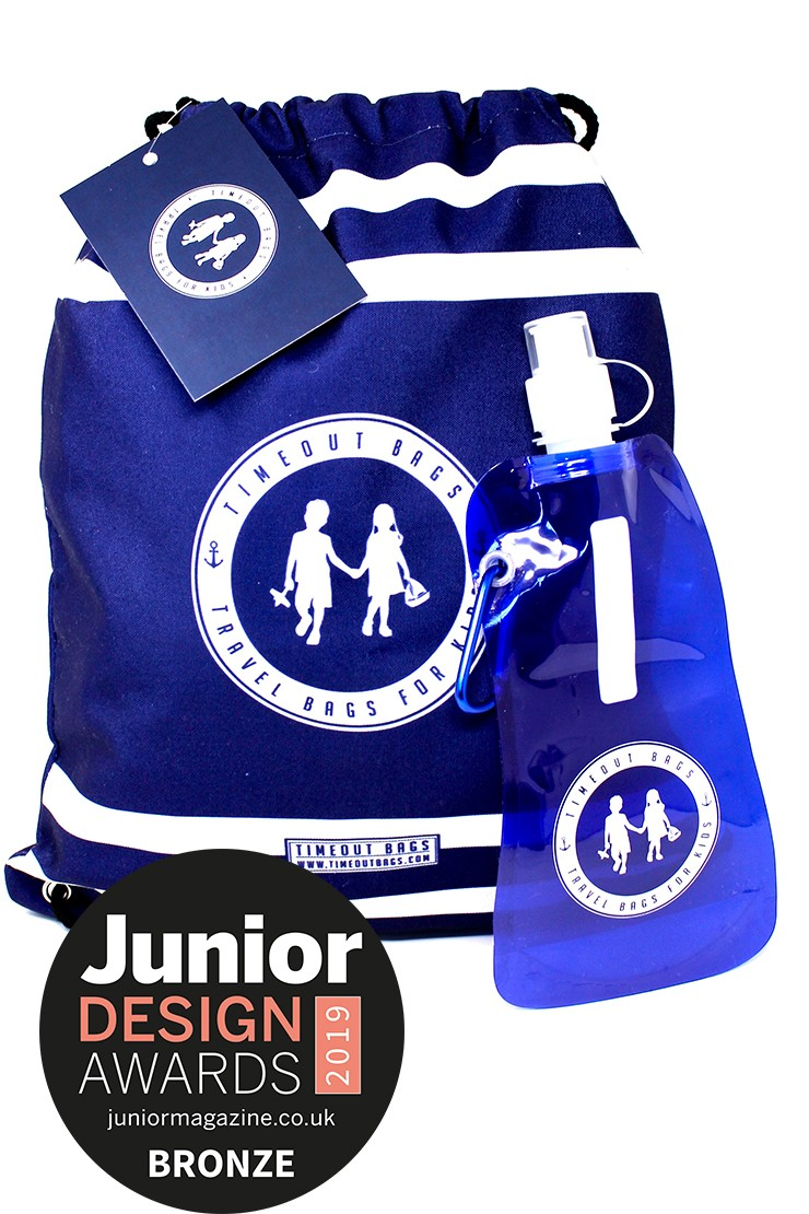 Best Travel Product For Children (Activity)   Junior Design Awards 2019
