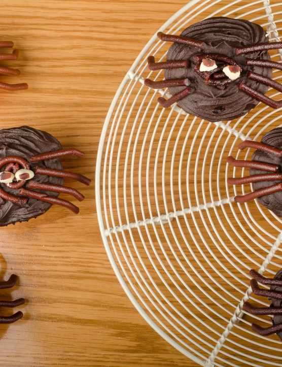 Gluten-Free Halloween Cupcakes for children | Junior Magazine