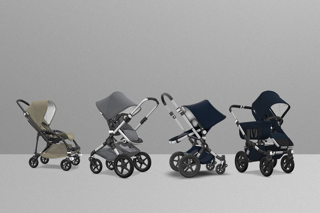 2 Caps Fits at Bugaboo Cameleon, Frog, Gecko, Classic - Silver - Coloured